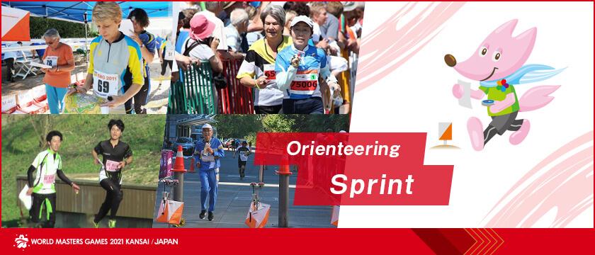 Orienteering(Sprint)